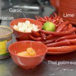The Secret to Good Nasi Lemak Chilli